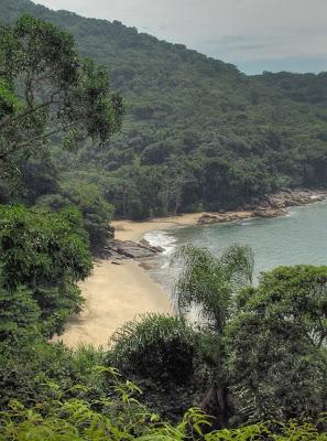 Praia Deserte e Praia do Cedro