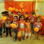 Orange Day (Nursery) 7-08-2015