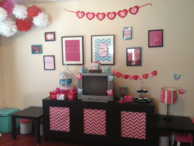 A Kailo Chic Life Valentine 39 S Day Decor
