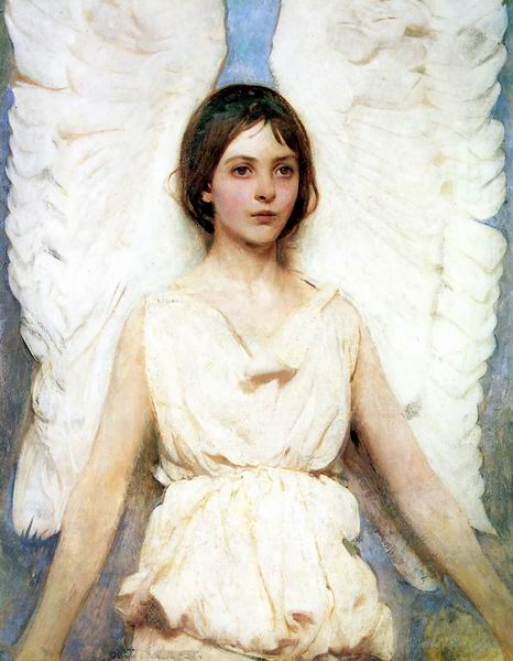 Angel With Clear Brown Eyes, Angels 2