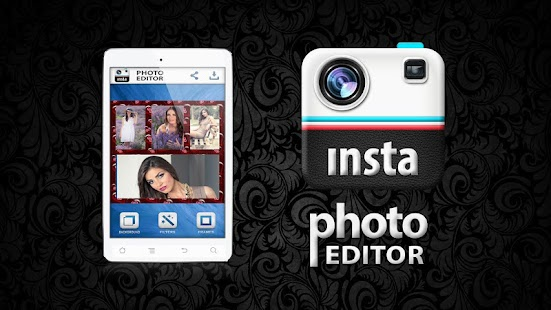 Insta Photo Editor screenshot