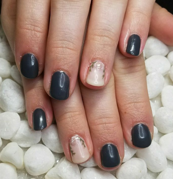 Cute And Simple Nail Designs For Short Nails 2018 3
