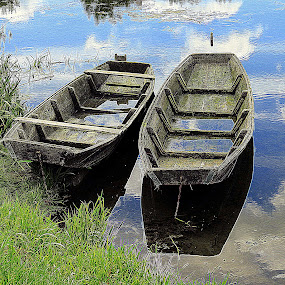 by Renata Kučan - Transportation Boats