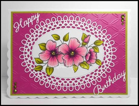 Lorraine C. - summer flowers