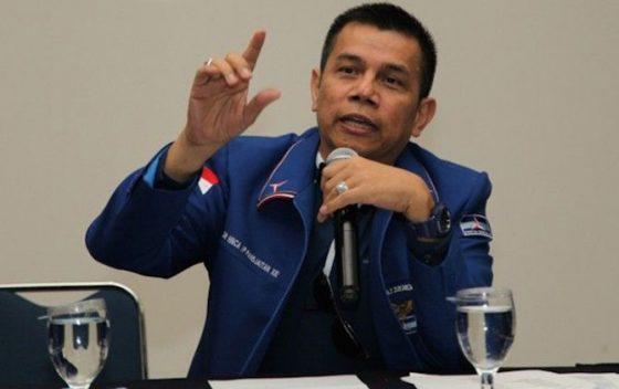 Fraksi Demokrat Pertanyakan KPK Hentikan Perkara BLBI Sjamsul Nursalim