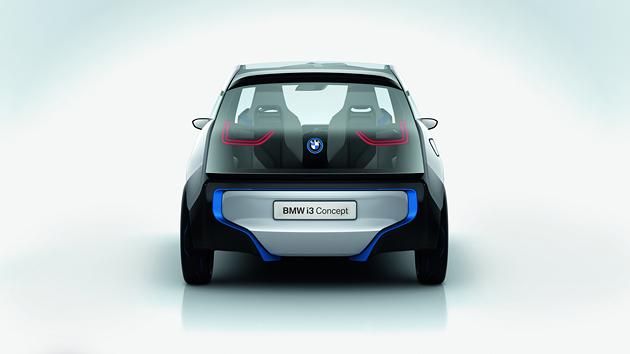 BMW i3 galas