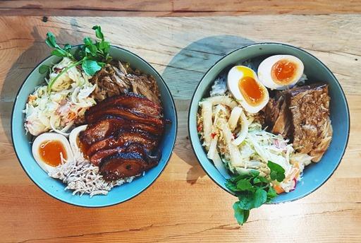 Rice bowl at Heritage