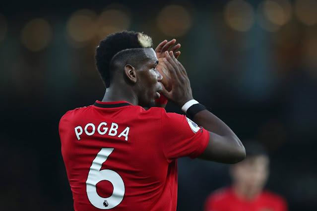 Manchester United masih jauh di bawah Liverpool dan Man City- POGBA.