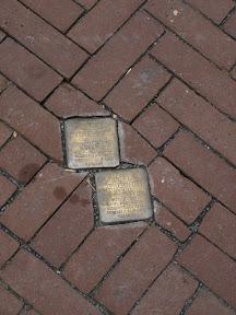 Stolpersteine - Koningsstraat, Enschede