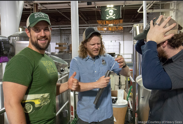 Heavy Seas Announces Partner Ships Collaboration With NoDa Brewing