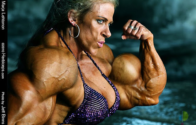 marja lehtonen muscle morph