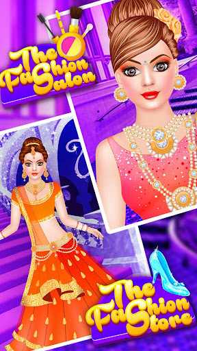 Royal Indian Doll Wedding Salon : Marriage Rituals 1.16 screenshots 12