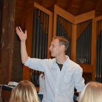 Open kerk afsluiting catechese en Remy van Keulen