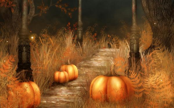 Helloween Field, Halloween