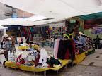 Street Vendors in Centro Historico (Mexico City)