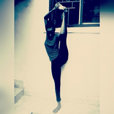 Nigeria's Youngest Yoga Instructor And Enthusiast