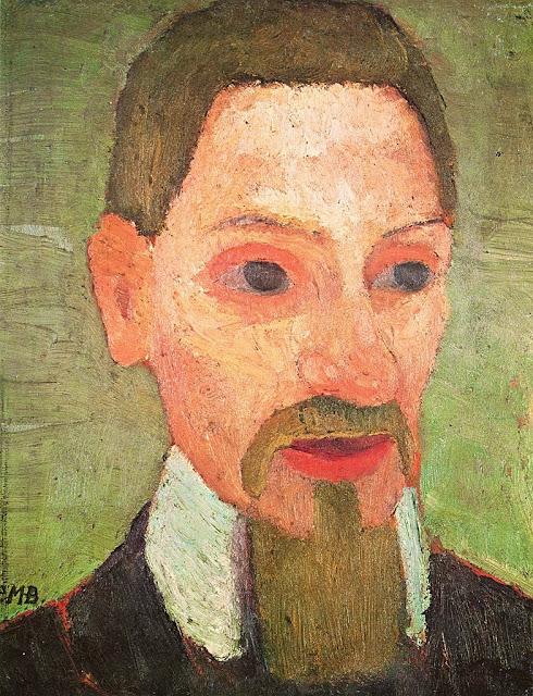 Paula Modersohn-Becker - Rainer Maria Rilke, 1906