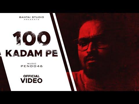 100 Kadam Pe Lyrics Emiway Bantai