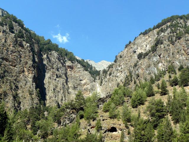 Gole di Samaria, Samaria Gorge