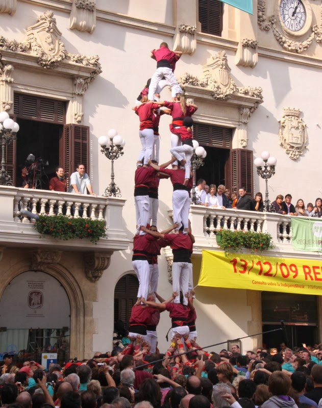 Actuació a Vilafranca 1-11-2009 - 20091101_135_4d8c_CdL_Vilafranca_Diada_Tots_Sants.JPG