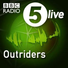 Outriders BBC Radio 5 Live