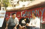 Huelga de hambre - Marzo/Abril de 2000