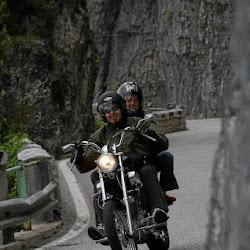 Motorrad Pass Mendelpass Passo Mendola