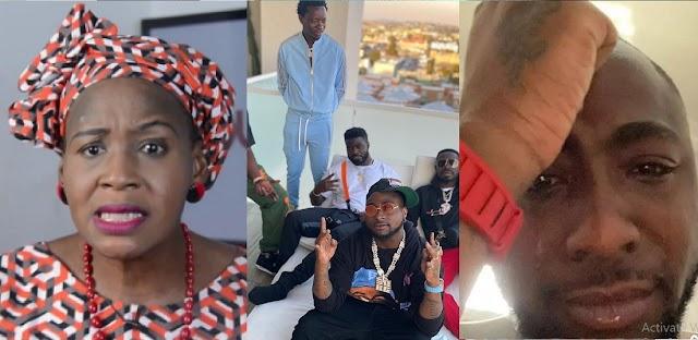 Death Of Davido's Close Associates Are Spiritual, Pray For Him – Kemi Olunloyo Reveals [Video]