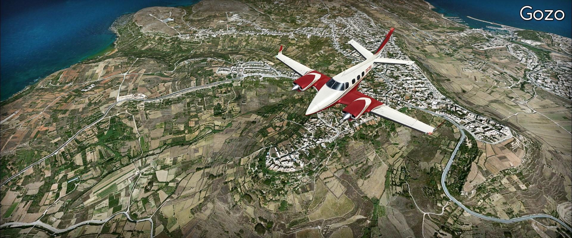 Malta - Palermo, Sicily (LMML-LICJ) • C-Aviation