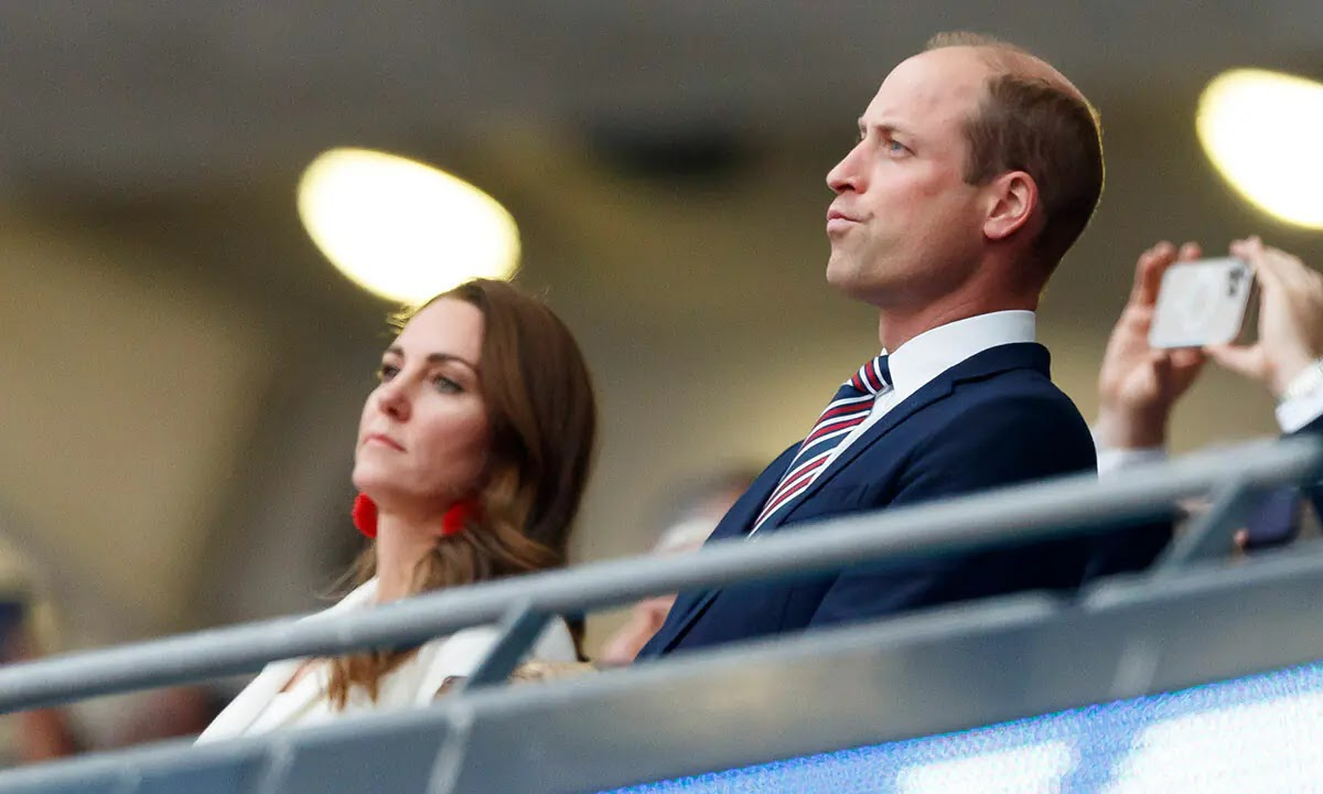 Prince William Condemns Racist Abuse Aimed at England Players After Euro 2020 final