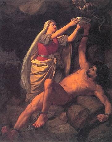 Loki Bound, Asatru Gods And Heroes