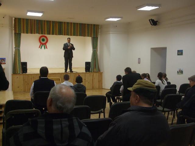 Kiszebáb égetése Legénden - 2016.02.14.