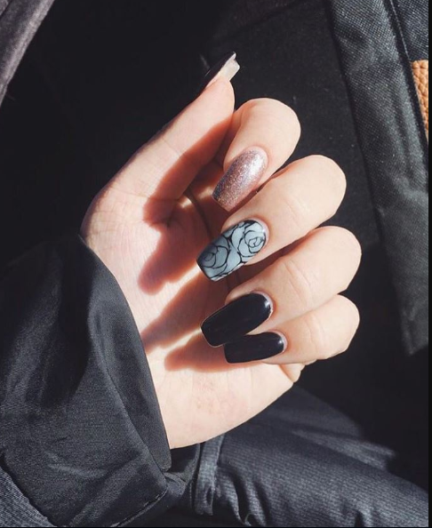 Cute And Simple Nail Designs For Short Nails 2018 4