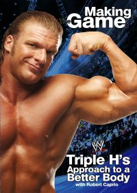 Triple H Making the Game By Robert Caprio