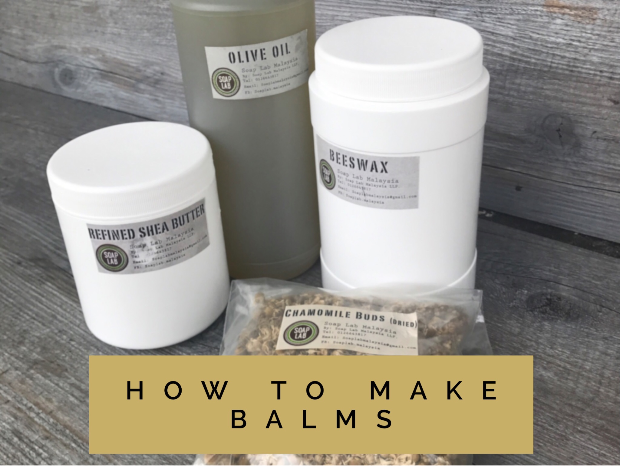 What Is Balm