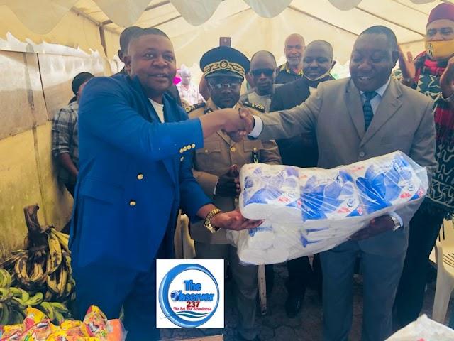 Bamenda II Mayor extends hand to Ex-combattants, prescribes Discipline