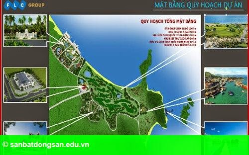 Hình 1: FLC xây tổ hợp resort 3.500 tỷ đồng tại Quy Nhơn