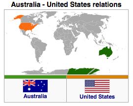 Australia - United States Relations