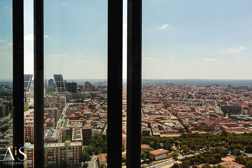 Boda Hotel Eurostar Madrid Tower