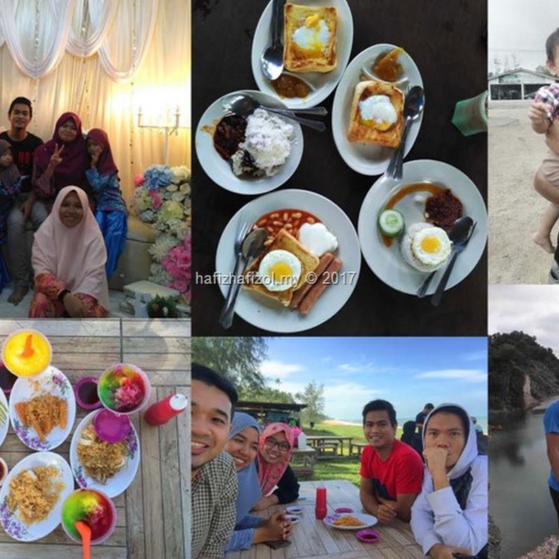 Aktiviti Cuti CNY di Kuala Terengganu