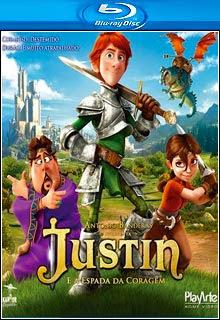 Justin e a Espada da Coragem BluRay 720p e1080p Dual Áudio Capa