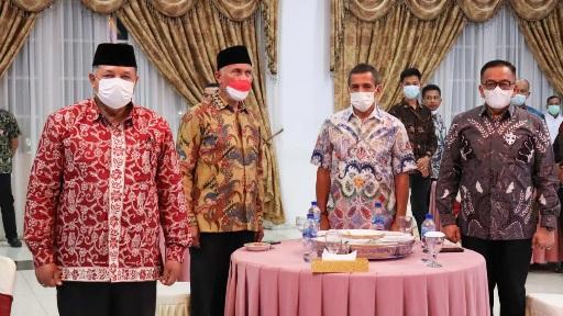 KONI Sumbar Minta Dukungan Bupati/Wali Kota untuk Maksimalkan Perjuangan di PON XX Papua