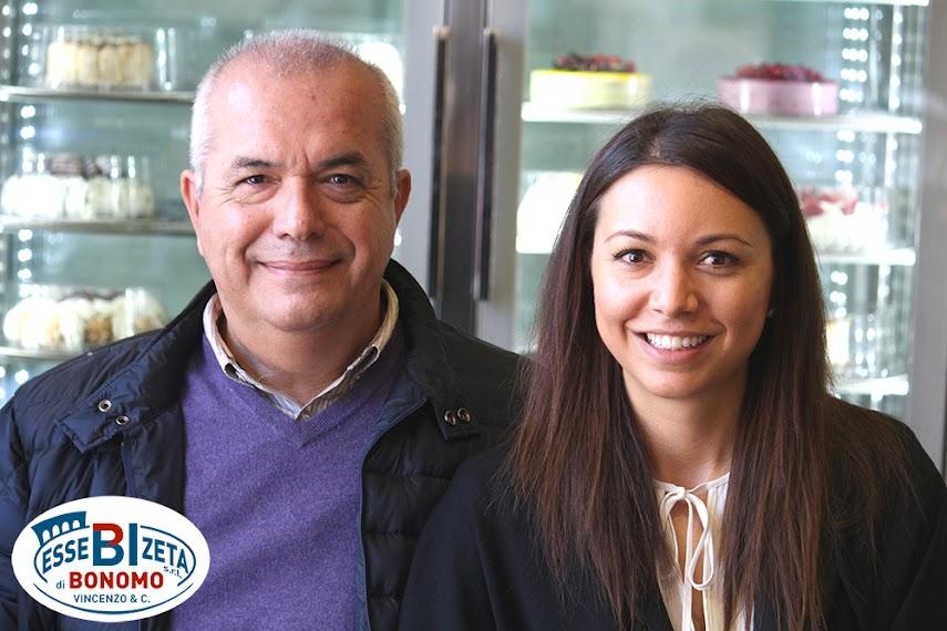 Spazio Sponsor, Benedetta e Vincenzo Bonomo affascinati dal rossoblu