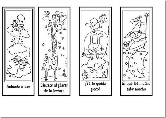 Marcapaginas infantiles para imprimir3