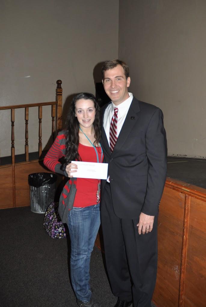 Southwest Arkansas Preparatory Academy Award Letters Hope High School Spring 2012 - DSC_0080.JPG