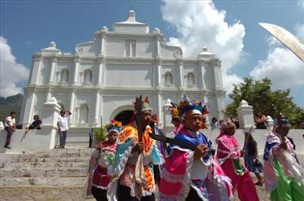 Panchimalco un pueblo de tradiciones  El Salvador mi pas