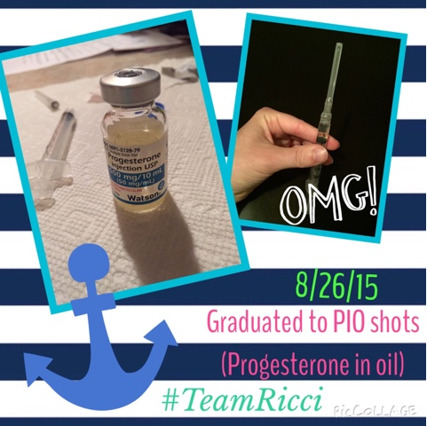 Live, Laugh, Love: How to Make PIO Shots Your Friend