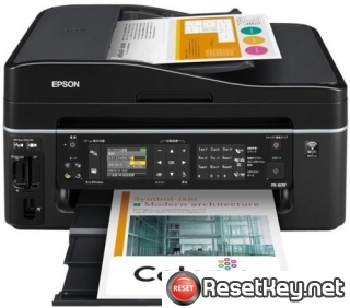Reset Epson PX-601F printer Waste Ink Pads Counter