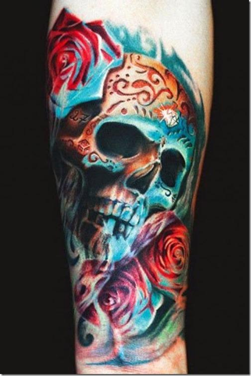 Top 55 mejor cr neo dise os e ideas de tatuajes tatuajes247 - Tattoo disenos a color ...