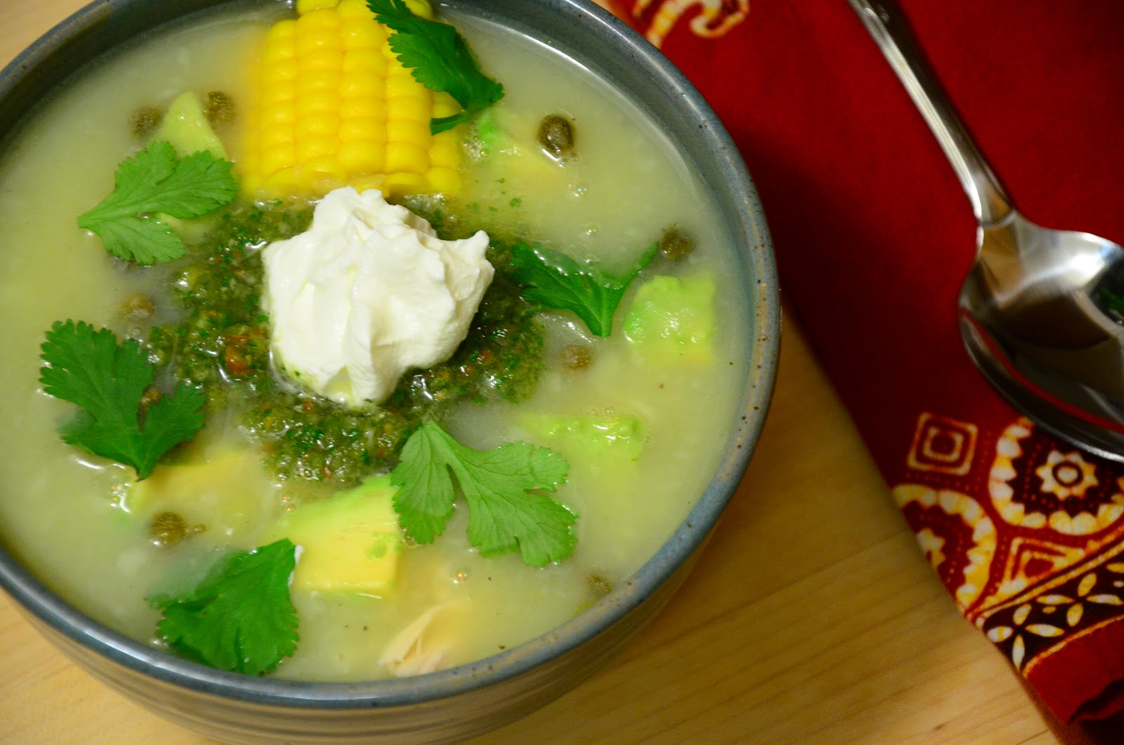 Colombian Chicken And Potato Soup Recipes — Dishmaps